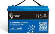 100AH LiFePo4 BMS Bluetooth 150A