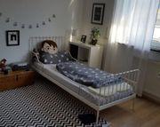 Bett Kinderbett Minnen Ikea ausziehbar