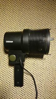 Osram Fotoleucht SLV 1000 kaum