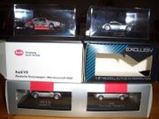 Modellauto-Sammlung