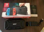 Nintendo Switch plus Zubehör