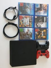 Playstation 4 500gb Slim 6
