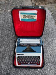 Schreibmaschine Typ Erika