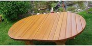 Garten-Terasse Tisch