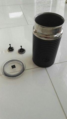 Nestpresso Milchaufschäümer: Kleinanzeigen aus Pforzheim Wilferdinger Höhe - Rubrik Kaffee-, Espressomaschinen