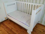 Monpetit mitwachesendes Kinderbett 140x70cm