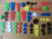 Montessori - Geometrische Formen