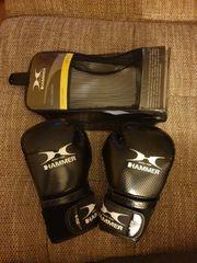 Hammer Boxhandschuhe X-Shock 8oz NEU