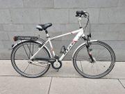 Rixe hochwertiges Alu-Cityrad Trekkingrad 28