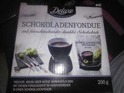 Schokoladen Fondue Set