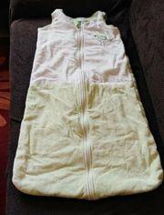 Verkaufe ein gebrauchter warmer Schlafsack