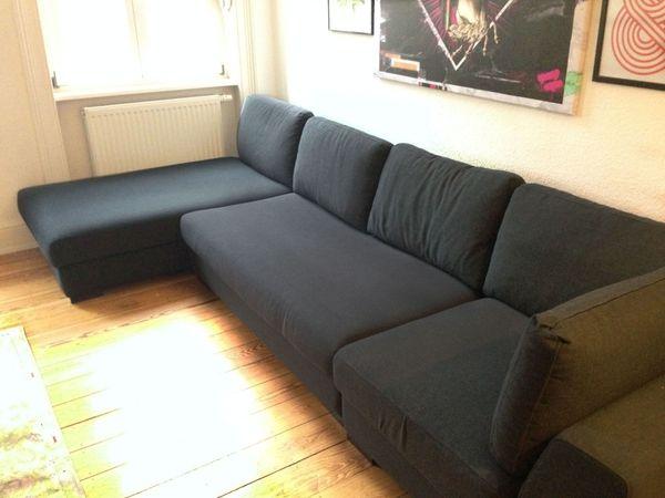 Maison Du Monde 3 Teiler Couch Mit Recamiere In Wiesbaden Polster