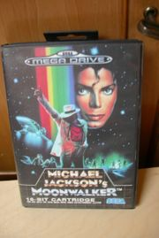 Sega Mega Drive Spiel Michael