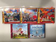 5 Hörspiel CDs Benjamin Blümchen