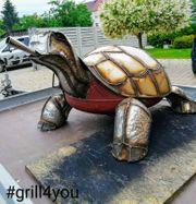 Feuerschale Schildkröte grill4you NUR BEI