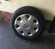 Opel Astra H Winterreifen 195