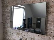 Badspiegel mit Touchfunktion und LED