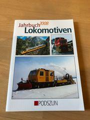 Jahrbuch 2008 Lokomotiven