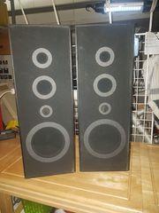 Boxen Lautsprecher Hochtöner Mitteltöner Bass