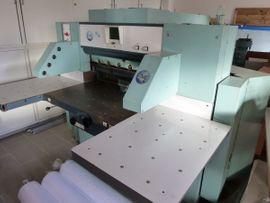 Produktionsmaschinen - Schneidemaschine Perfecta 92cm wie Wohlenberg