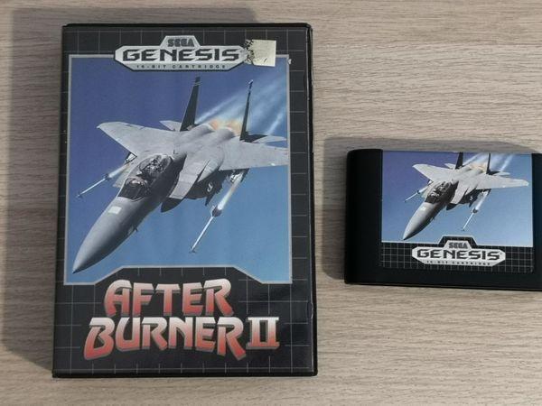 Sega Genesis Mega Drive USA