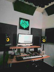 Tonstudio Recording Mix und master