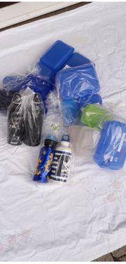 Brotzeit-Boxen-Sets Trinkflaschen