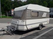 Wohnwagen Hymer Eriba Nova 391