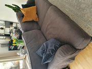 Graue Couch - 3-sitzer von Ikea