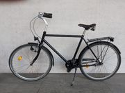 herren fahrrad mit brooks sattel