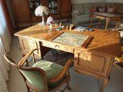 Stilmöbel Chippendale Schreibtisch