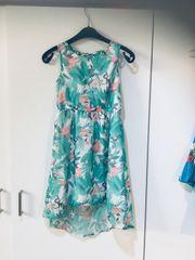 Mädchen Sommerkleid Größe 8 9