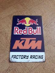 KTM RACING Blechschild neu blech