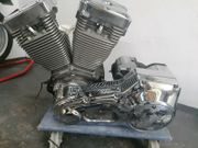 Harley Motor kpl mit Vergaser