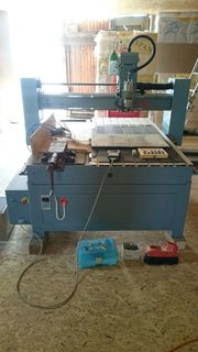 CNC Fräsmaschine Portalfräsmaschine Graviermaschine