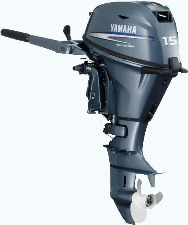 Außenbordmotor Yamaha F15CMHS NEU