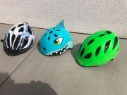 Verschiedene Kinderhelm Fahrrad Helm