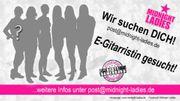Damen-Partyband sucht E-GITARRISTIN