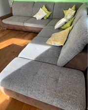 Ecksofa Eckcouch Sofa Couch Wohnlandschaft