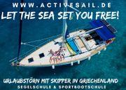 Urlaubstörn mit Skipper - ganze Yacht -