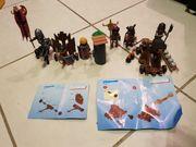 Ritter Barbaren Playmobil 4437 4438