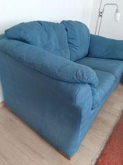 Zweier Sofa fast wie neu