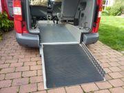 Behinderten Fahrzeug Caddy Hekabsenkung automatic