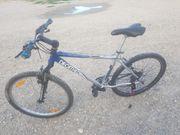 Alu Decatlon Rockrider Fahrrad 26