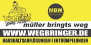 Entrümpelung Da Müller bringt s