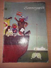 Sommergarten Konvolut Kinderzeitschriften Jg 1969
