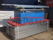 195m² Gerüst mit Stahl-Rahmen und