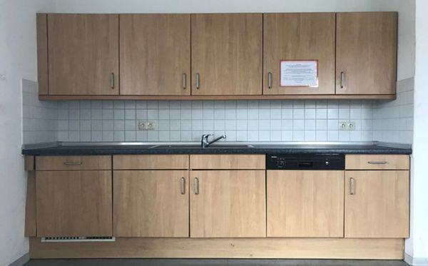Küchenzeile Mit Spüle Geschirrspüler Und