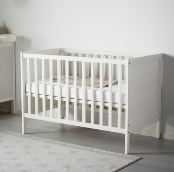 Babybett Matratze Ikea Sundvik Skönast In Heidelberg Wiegen
