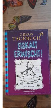 Gregs Tagebuch- Eiskalt Erwischt